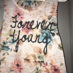 Forever Young Top. MUST BE BUNDLED